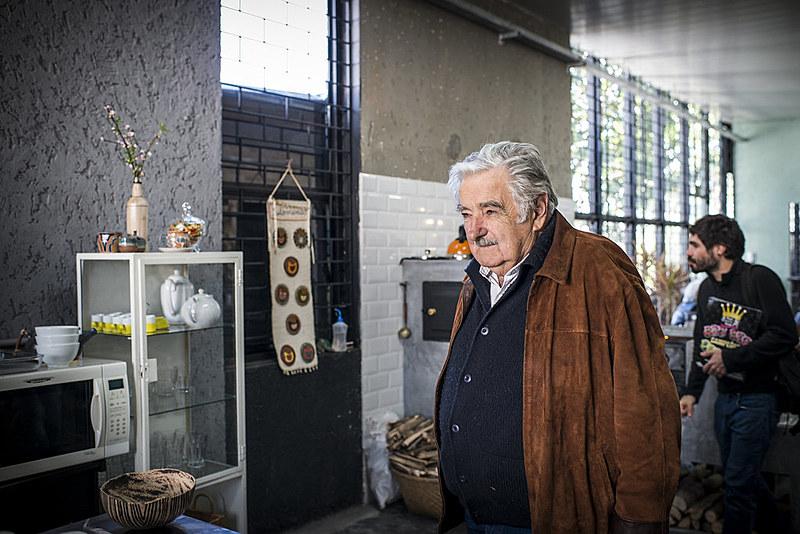 """""""Somem a tudo isso a luta por uma cultura contestadora, libertadora e diferente, que coloque como centro a vida humana e a felicidade. Nenhum valor vale mais do que isso"""", garante Mujica."""