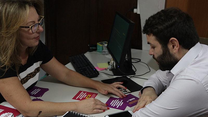 Centro de Apoio ao Migrante (CAMI), em São Paulo (SP), organiza cursinhos populares para refugiados