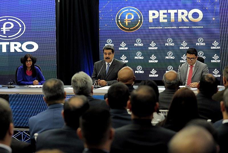 Maduro disse que em 29 de outubro será realizado um balanço do sistema com especialistas em criptoativos de todo o mundo