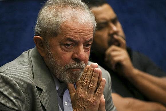 Según las encuestas Lula es el presidenciable preferido de los electores brasileños
