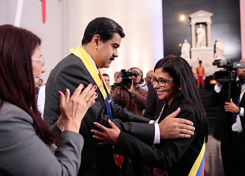 "Ministra Delcy Rodríguez: ""Exercemos legitimamente a presidência Mercosul durante o semestre que corresponde"""