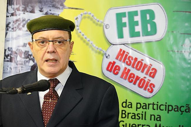 Jairo Junqueira foi organizador de exposição sobre Exército do Brasil na Assembleia Legislativa de São Paulo