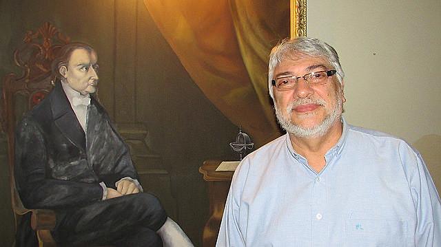 El ex presidente paraguayo Fernando Lugo recibió a Brasil de Fato en su casa, en Asunción (Paraguay)
