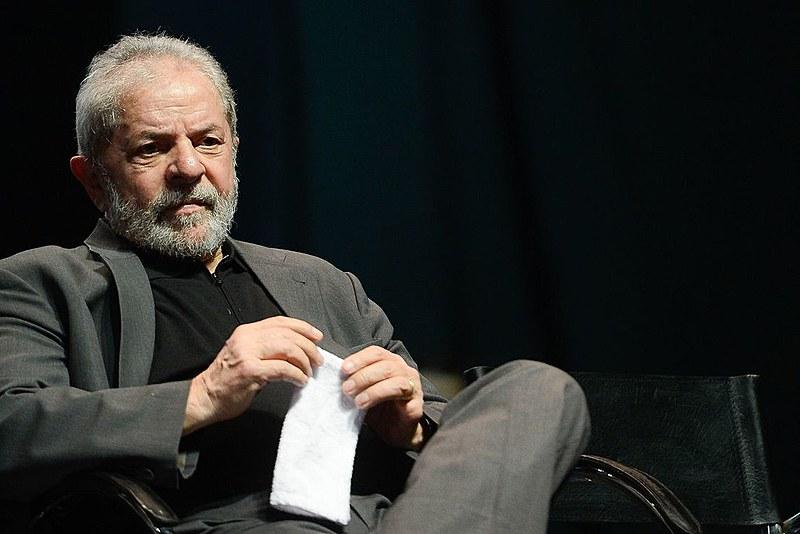 Ex-presidente Lula está preso desde abril de 2018 na Superintendência da Polícia Federal em Curitiba (PR)