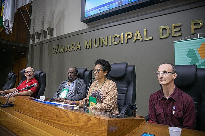 Conselho Municipal de Saúde aprovou por unanimidade parecer rejeitando a terceirização na Saúde