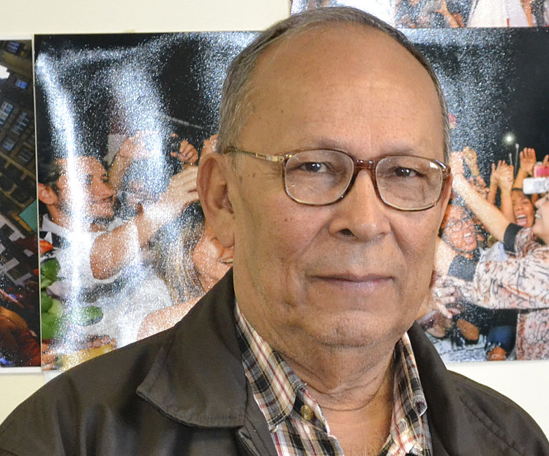 Presidente da Central Unitária de Trabalhadores do Paraguai (CUT-Autêntica), Bernardo Rojas