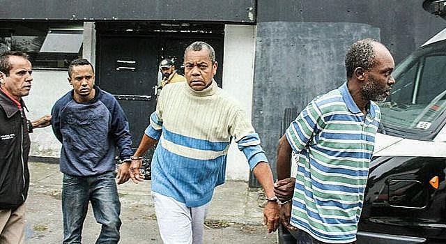 Presos do MTST foram transferidos do Departamento de Polícia para o Centro de Detenção Provisória da Indenpendência