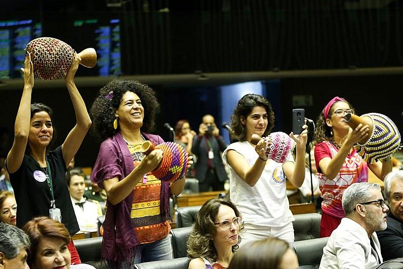 Várias manifestações estão sendo programadas para o dia 8 de março, data em que se comemora do Dia Internacional de Luta das Mulheres