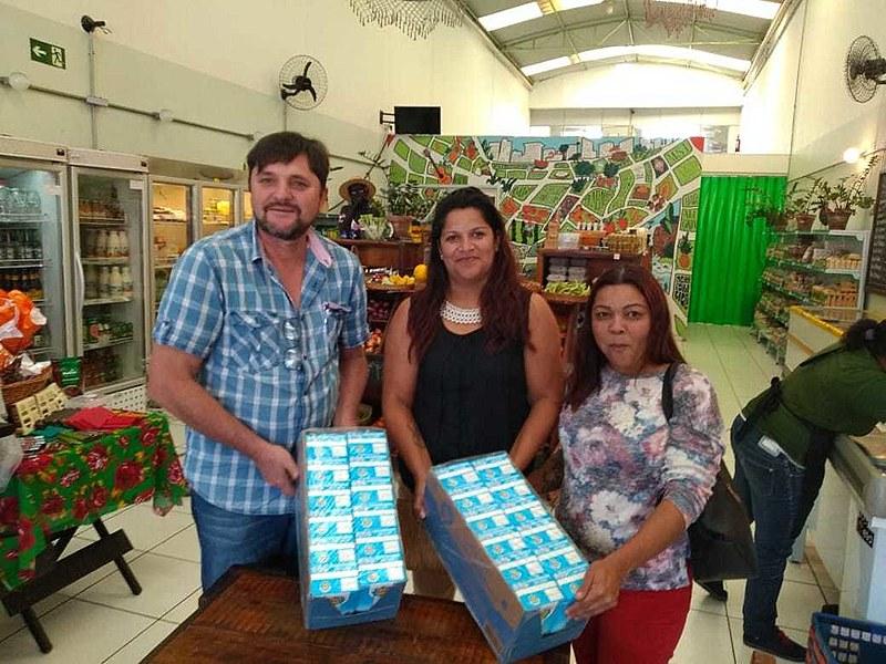 """Armazém do Campo inaugurou as doações para a campanha """"Periferia Sem Fome"""""""
