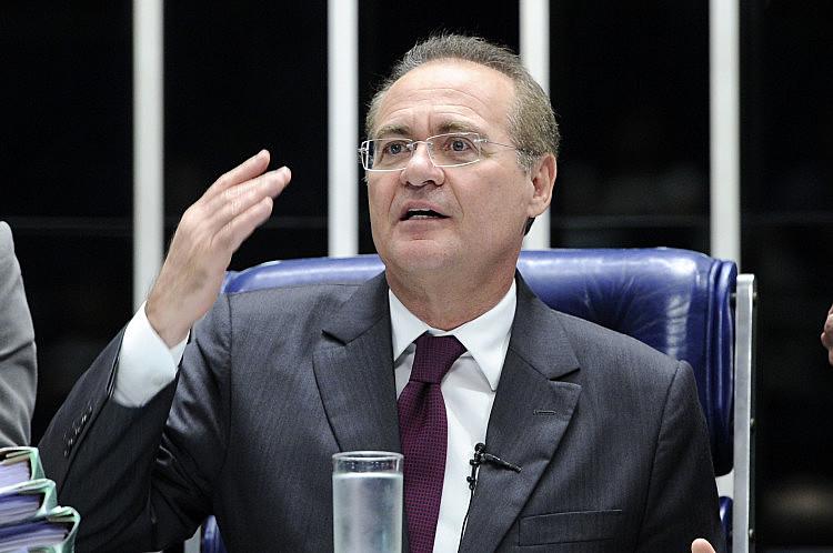 Presidente do Senado, Renan Calheiros, enviou o PL 79/16 para sanção presidencial na noite desta terça-feira (31)