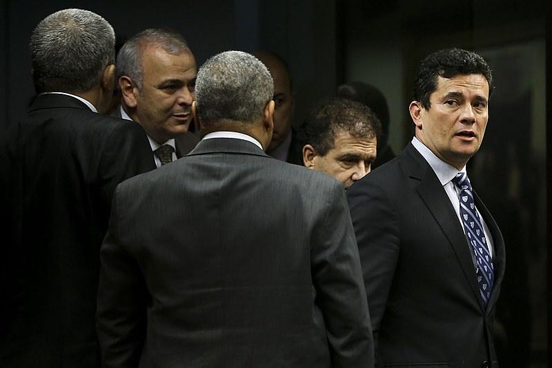A Lava Jato praticamente ganhou o rosto do juiz Sérgio Moro como marca