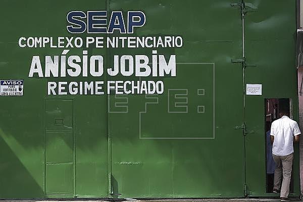 Complexo penitenciário em Manaus, que foi palco de duas chacinas em dois anos
