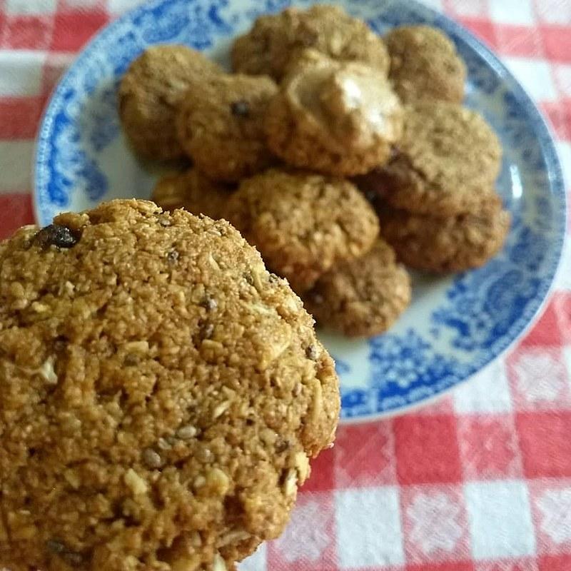 Os cookies precisam ser consumidos em até 24 horas.