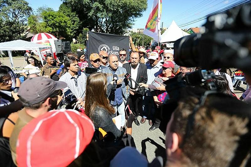 Lideranças sindicais anunciaram que ato está previsto para às 18h, no centro da capital paranaense