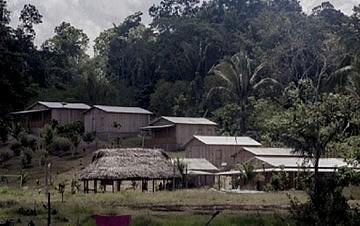 Aldeia Muratu dos Juruna da Terra Indígena Paquiçamba, na zona de impacto de Belo Monte