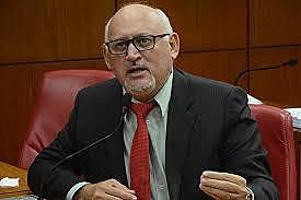 Vereador Marcos Henriques (PT)