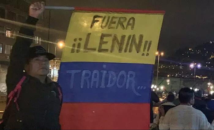 Equador vive grandes protestos contra o governo de Lenín Moreno desde 3 de outubro