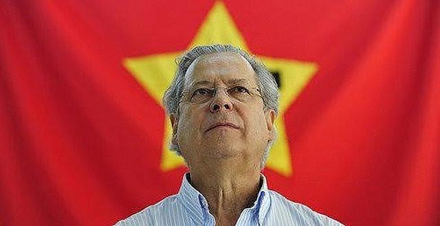 Dirceu participa de encuentro del Partido de los Trabajadores en Porto Alegre en 2013