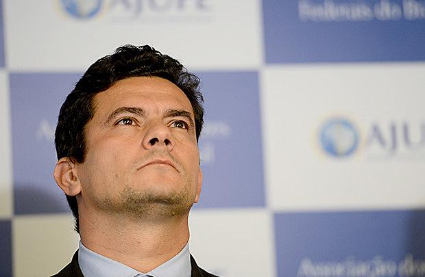 Sérgio Moro comandou o julgamento de adversários do grupo político ao qual agora faz parte