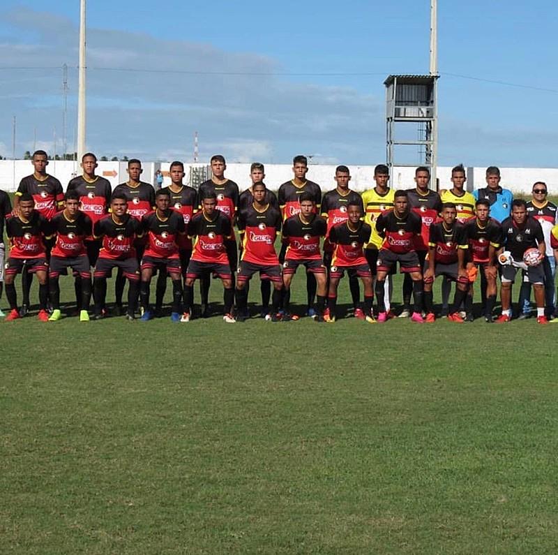 Sub-17 do Globo segue em primeiro do Grupo 1 no Campeonato Potiguar Sub-17