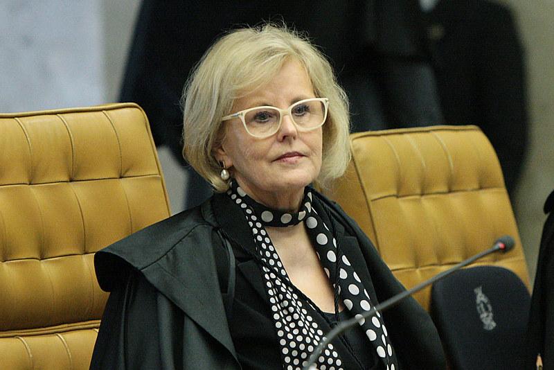 Expectativa no voto de Weber deu-se porque no julgamento do habeas corpus de Lula, a ministra afirmou ser contra a prisão em 2ª instância