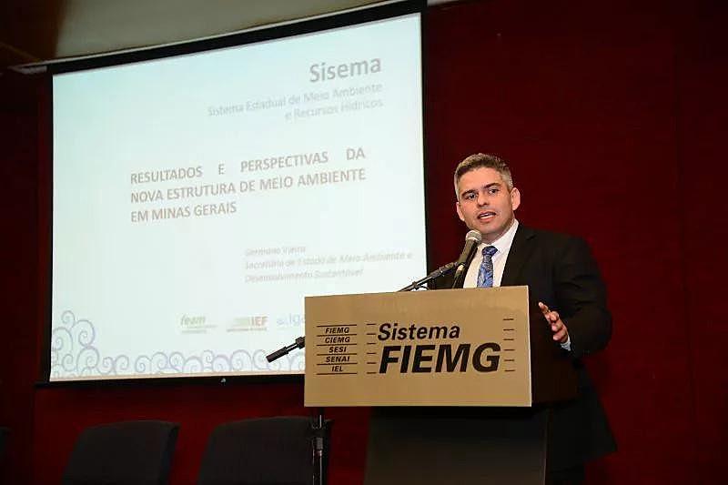 Germano Vieira flexibilizou os critérios de risco de obras com impacto ambiental, o que beneficiou a Vale no caso da barragem que rompeu