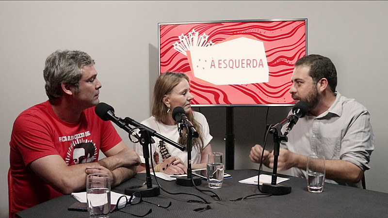 "Guilherme Boulos concedeu entrevista ao canal ""À Esquerda"""