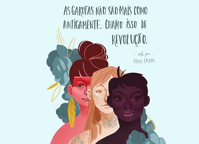 O texto dessa figura foi inspirado num poema da Joi Gonçalves, de Belo Horizonte