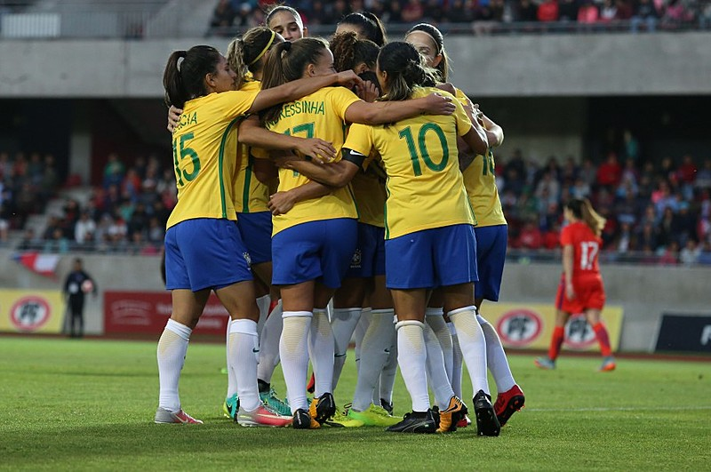 Seleção Brasileira busca título na França