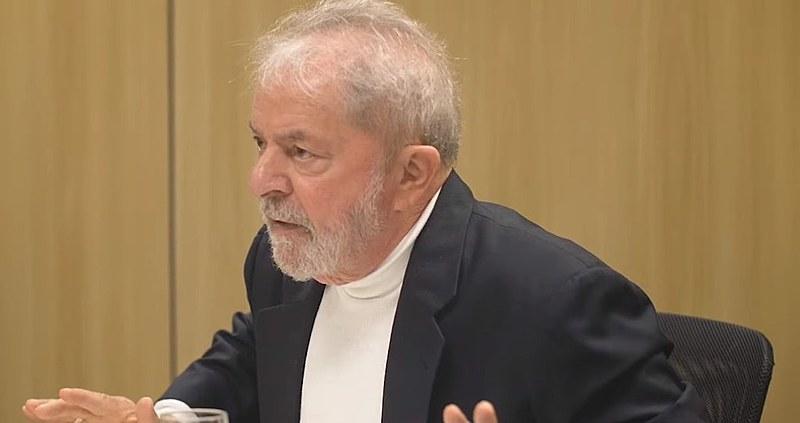 Ex-presidente durante entrevista ao jornalista Bob Fernandes da TVE Bahia