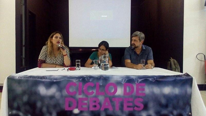 Temas como golpe, sub-representações e democratização da comunicação foram abordados nas mesas