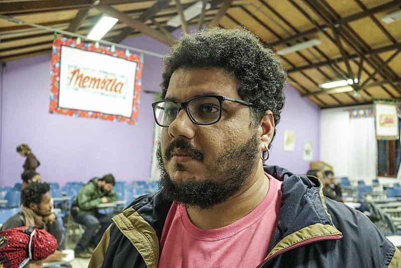 Pedro Martins é advogado popular e membro da organização Terra de Direitos