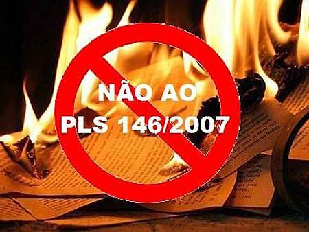 Imagem de divulgação da campanha #QueimadeArquivoNão
