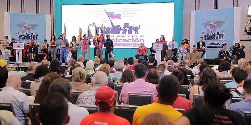 Cerca de 150 delegados de 37 países participaram do encontro na capital venezuelana na última semana