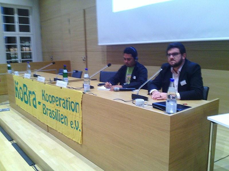 Movimento dos Trabalhadores e Trabalhadoras do Campo (MTC), participa de evento promovido pela Cooperação Brasil (KoBra)
