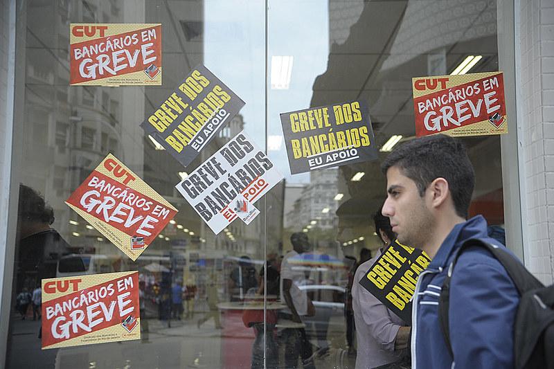 Setor de serviços foi o que registrou o maior número de greves na iniciativa privada em 2017
