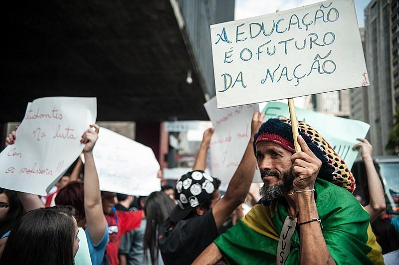 """Makota Celinha: """"Todos sabem que sem o educador, nunca haverá nenhuma outra profissão"""""""