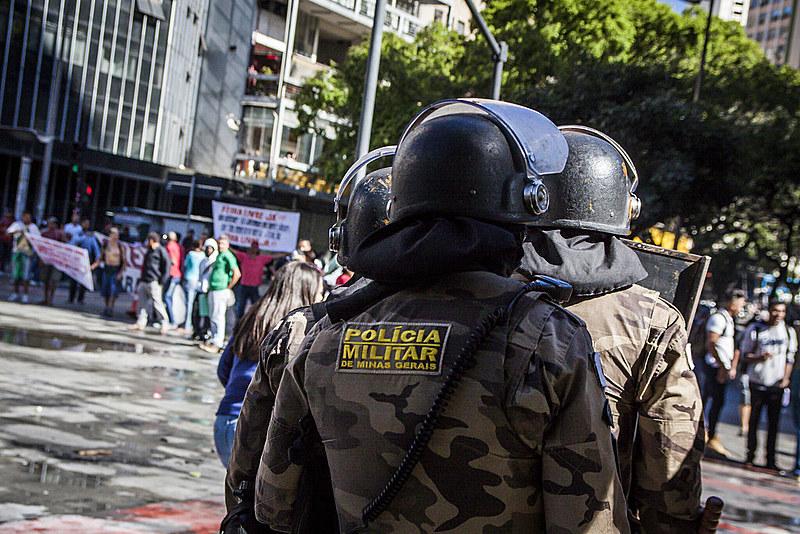 Em Belo Horizonte, a ação policial contra os camelôs no centro da cidade é mais uma evidência do olhar higiênico e insensível