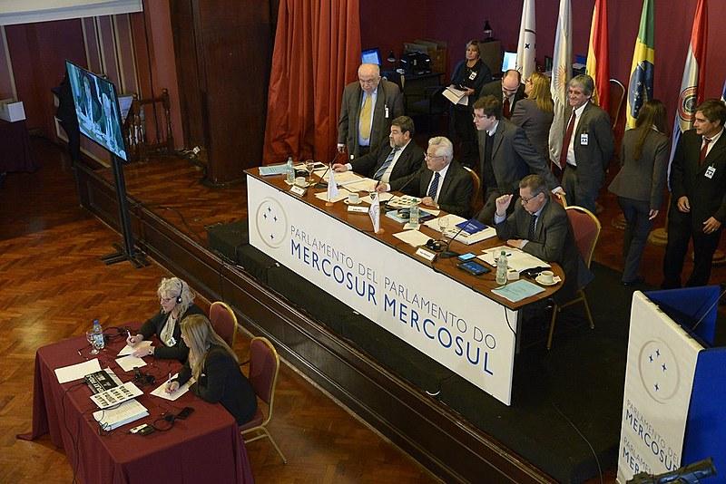 Parlamento do Mercosul, Montevidéu