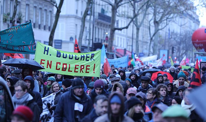 Sindicatos anunciaram nova mobilização para 9 de janeiro