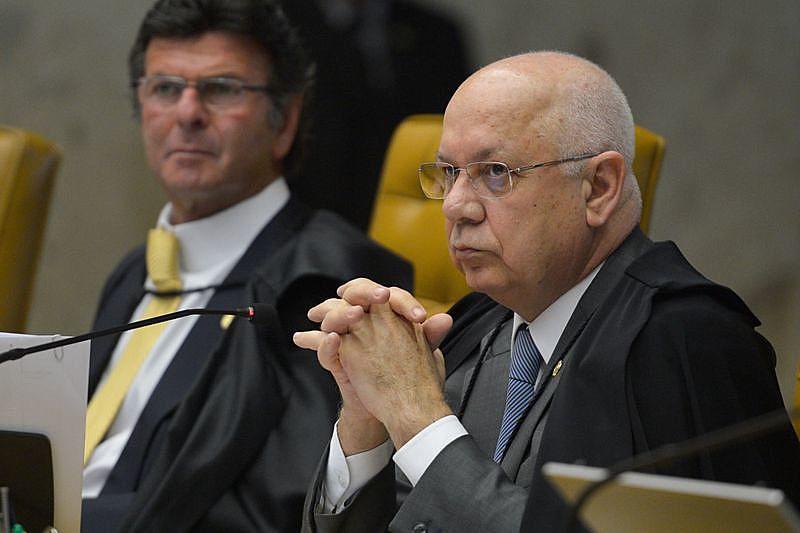 Teori Zavascki, relator do caso, foi o primeiro a votar favoravelmente ao pedido do MPF