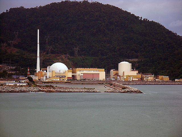 Central Nuclear Almirante Álvaro Alberto (Usina nuclear de Angra dos Reis)