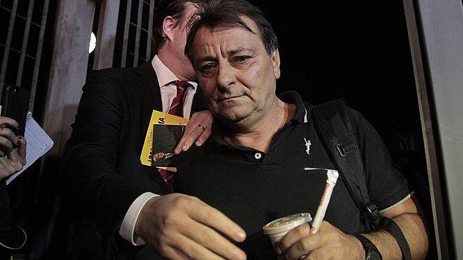 Cesare Battisti estava foragido há um mês