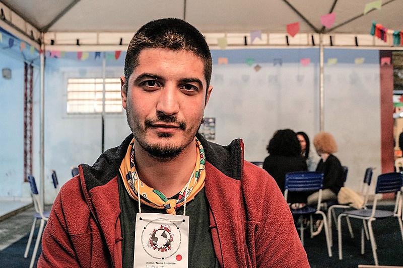 Activista de todo el mundo se reunieron en una escuela pública, en Maricá (RJ)