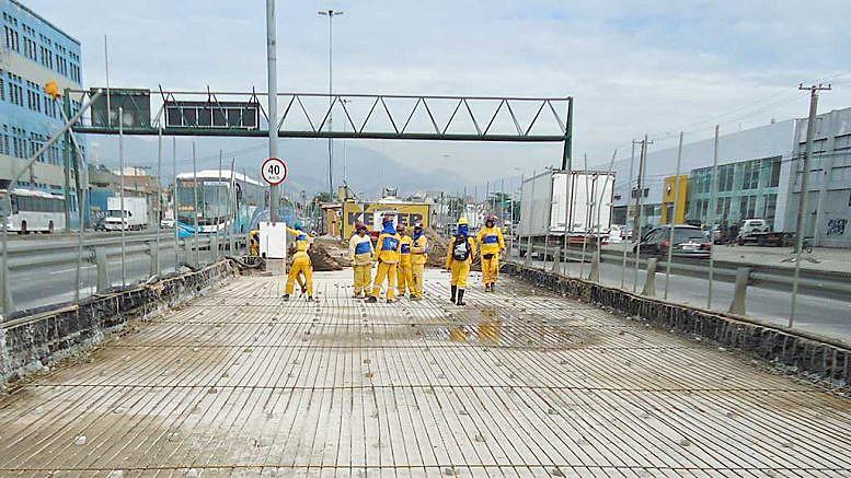 BRT vai ligar as zonas oeste e norte ao centro do Rio de Janeiro