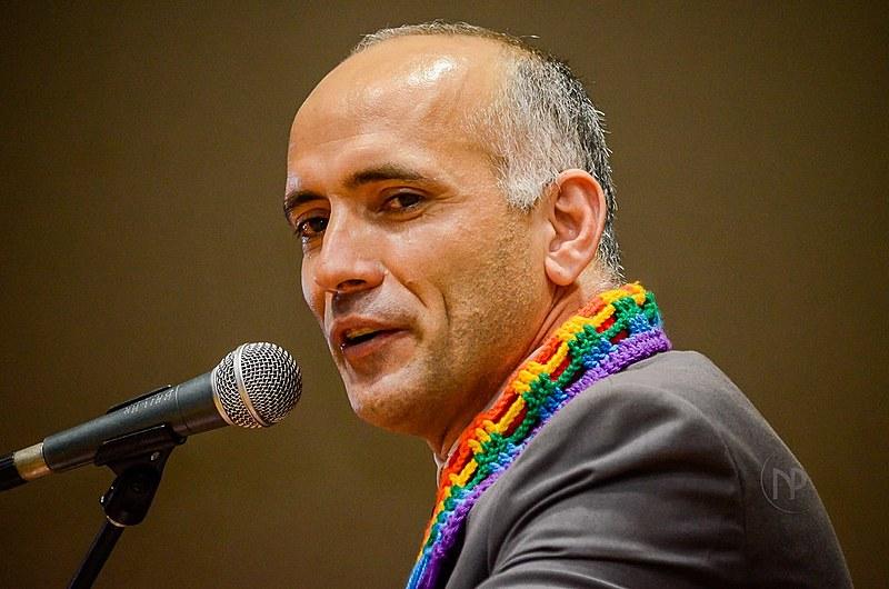 Godoy é um ferrenho defensor dos Direitos Humanos