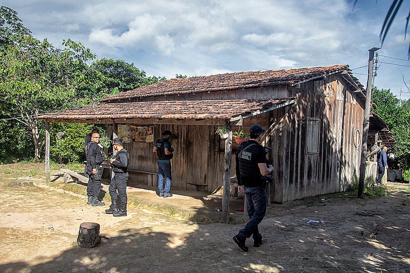Moradores do assentamento Salvador Allende vinham sofrendo ameaças e assédio de fazendeiro da região