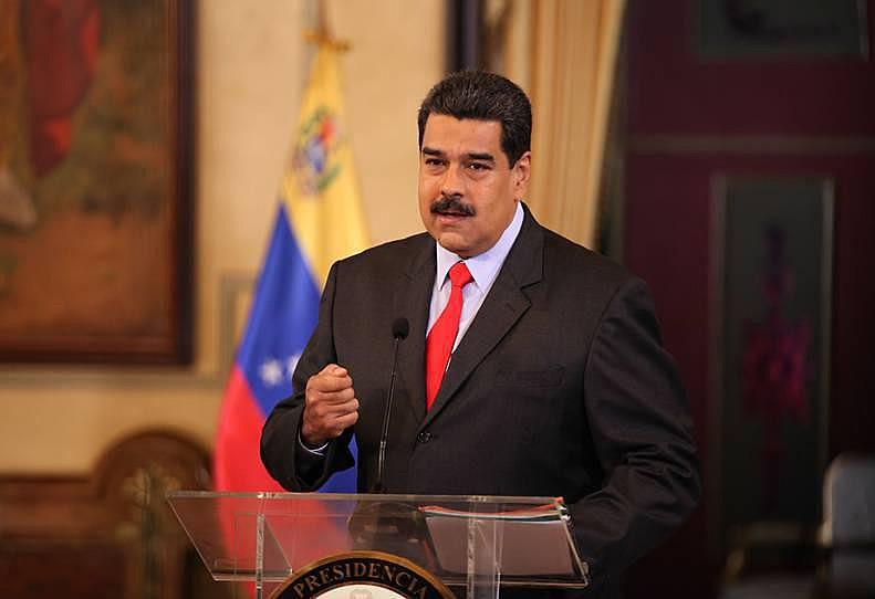 As declarações do presidente Maduro de que os EUA planejam uma intervenção no país saem reforçadas após estas revelações