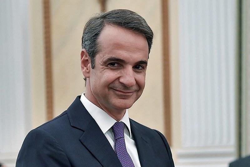 Partido de direita Nova Democracia, liderado por Kyriakos Mitsotakis (foto), venceu as eleições gerais da Grécia realizadas neste domingo
