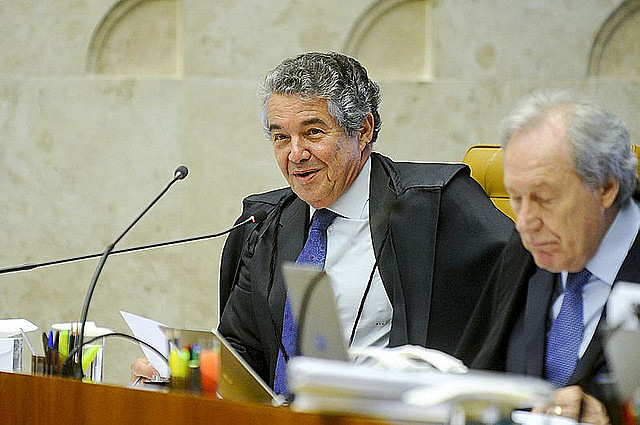Supreme Court justice Marco Aurélio Mello has been on the bench since 1990